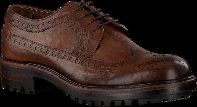 Cognac MAZZELTOV Nette schoenen 9065  - large