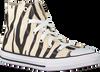 Beige CONVERSE Sneakers CHUCK TAYLOR HI KIDS  - small