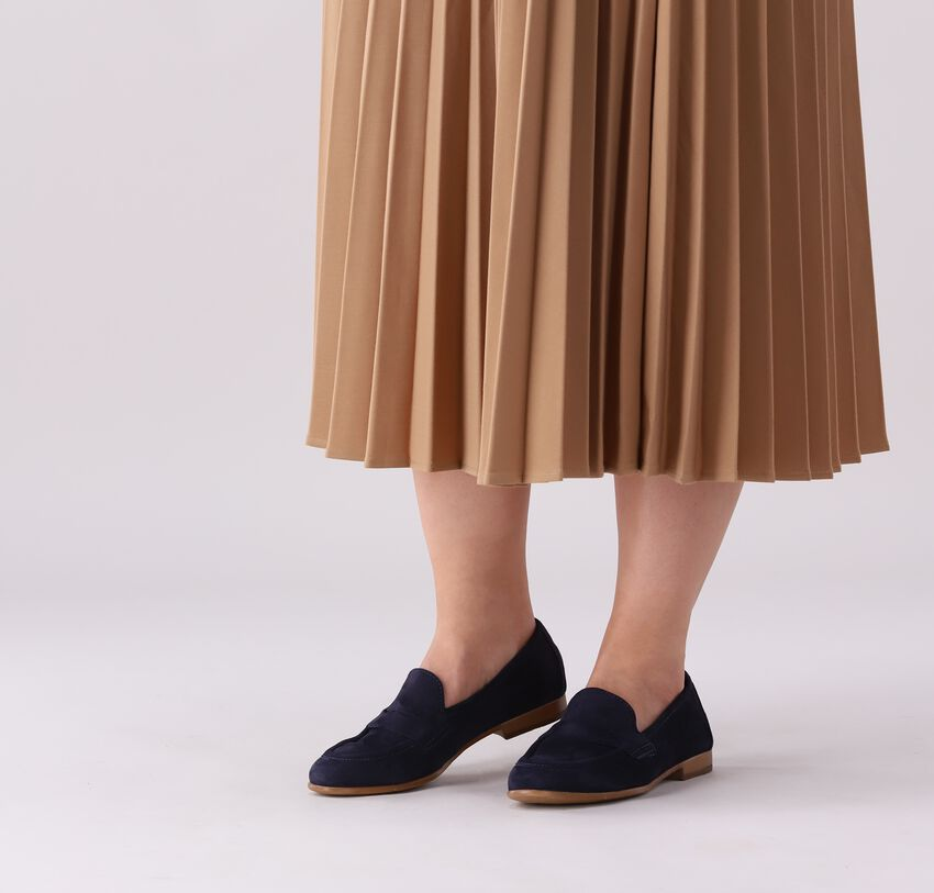 Blauwe NOTRE-V Loafers 1GET150  - larger