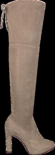 Taupe UNISA Overknee laarzen PALMA  - large