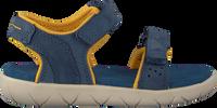 Blauwe TIMBERLAND Sandalen NUBBLE L/F STRAP SANDAL  - medium