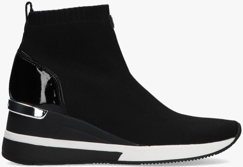 Zwarte MICHAEL KORS Hoge sneaker SKYLER BOOTIE  - larger