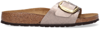 Taupe BIRKENSTOCK Slippers MADRID BIG BUCKLE BF GRACEFUL  - medium