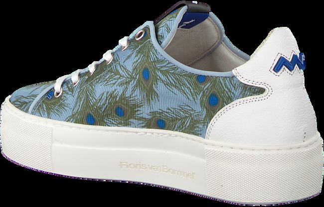 Blauwe FLORIS VAN BOMMEL Sneakers 85267  - large