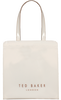 Witte TED BAKER Handtas KRISCON - small
