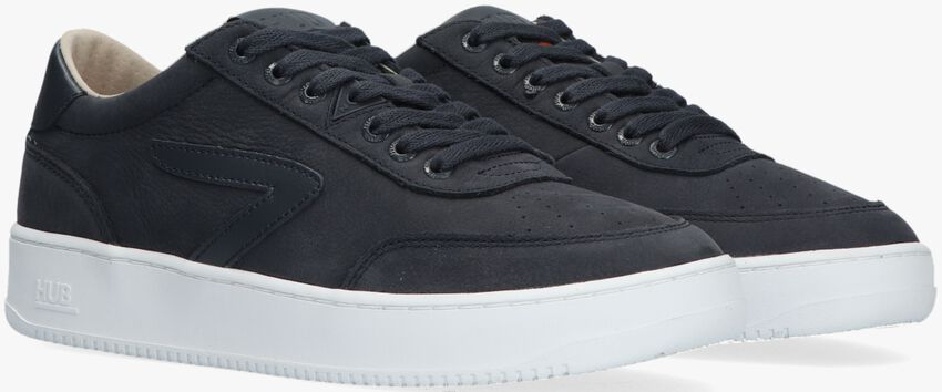 Blauwe HUB Lage sneakers BASELINE-M  - larger