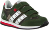 Groene QUICK Sneakers CYCLOON JR VELCRO  - small