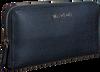 Blauwe VALENTINO HANDBAGS Portemonnee MARILYN ZIP AROUND WALLET - small