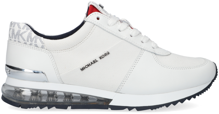 Witte MICHAEL KORS Lage sneakers ALLIE TRAINER EXTREME  - larger