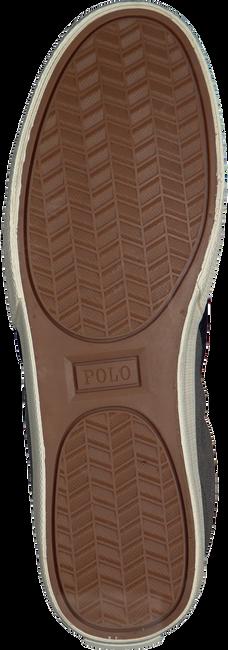 Grijze POLO RALPH LAUREN Sneakers HUGH-NE  - large