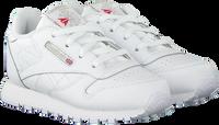 Witte REEBOK Sneakers CLASSIC LEATHER KIDS - medium