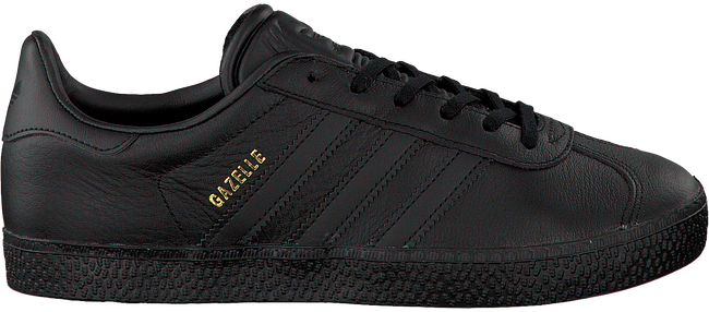 Zwarte ADIDAS Sneakers GAZELLE KIDS  - large