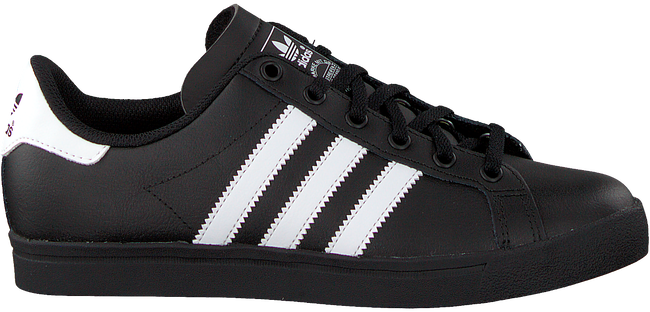 Zwarte ADIDAS Sneakers COAST STAR J  - large