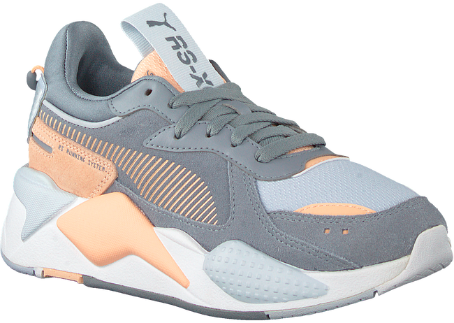 Grijze PUMA Sneakers RS-X REINVENT WN'S  - large