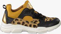 Gele BRAQEEZ Sneakers RENEE RUN  - medium