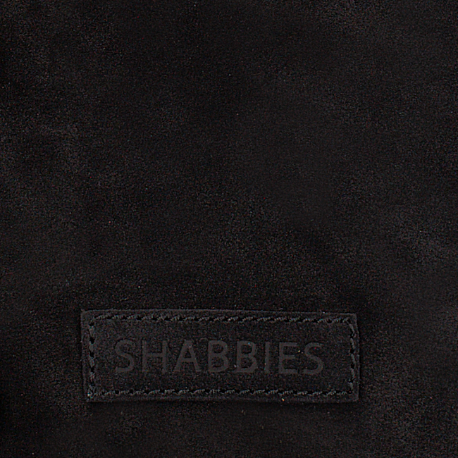 Zwarte SHABBIES Schoudertas 261020023 - large