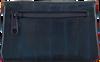 Blauwe BECKSONDERGAARD Portemonnee HANDY RAINBOW - small