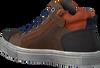 Bruine KOEL4KIDS Hoge sneaker KO896-AL-02  - small