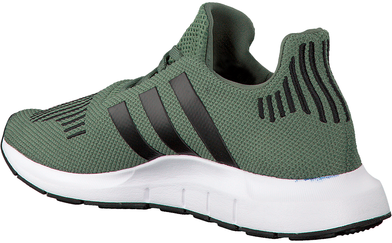 Groene ADIDAS Sneakers SWIFT RUN HEREN   Omoda