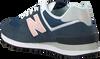 Blauwe NEW BALANCE Sneakers WL574  - small