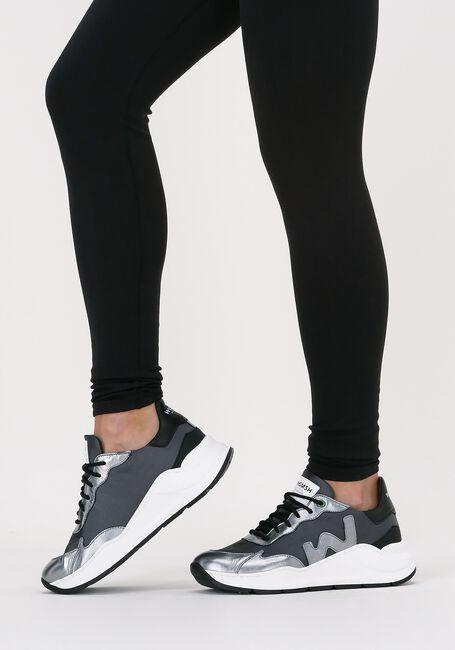 Grijze WOMSH Lage sneakers WAVE  - large
