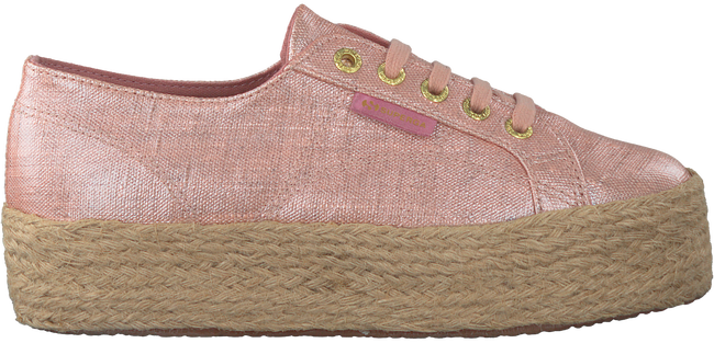 Roze SUPERGA Sneakers 2790 LINRBROPEW  - large
