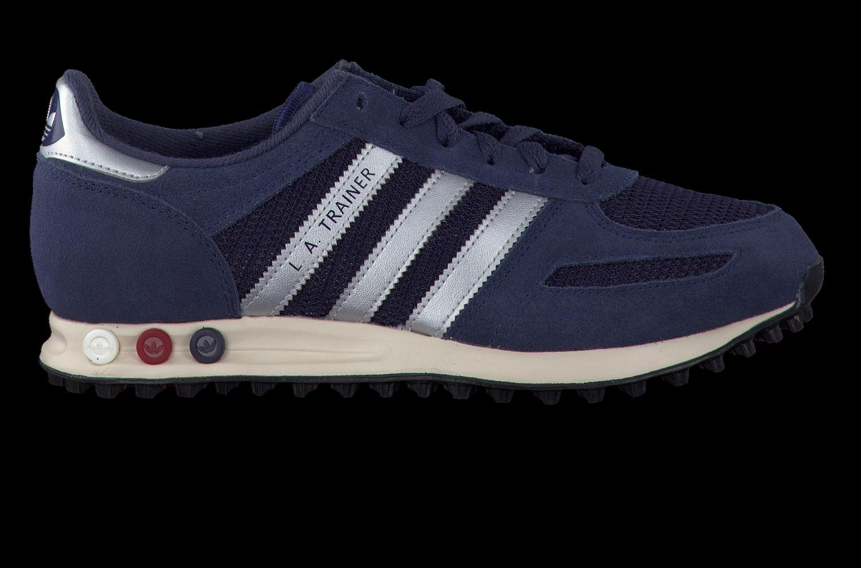 Adidas La Trainer Schoenen Rood Wit Nieuw de beste winkel