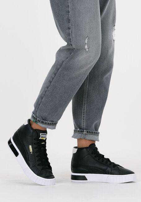 Zwarte PUMA Lage sneakers CALI STAR MID WN  - large