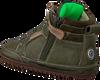 Groene SHOESME Babyschoenen BP8W015 - small