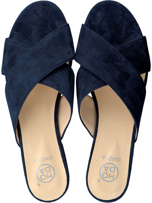 Blauwe OMODA Slippers 2203 - large