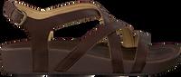 Bruine OLUKAI Slippers NANA  - medium