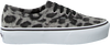 Grijze VANS Sneakers AUTHENTIC PLATFORM WMN  - small
