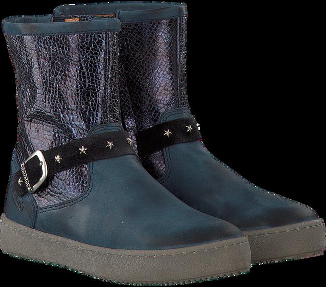 Blauwe DEVELAB Lange laarzen 42306  - large