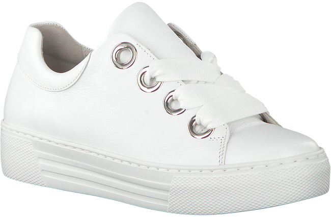 Witte GABOR Sneakers 464 - large