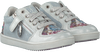 Zilveren BUNNIES JR Sneakers PALA PIT  - small