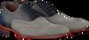 Grijze FLORIS VAN BOMMEL Nette schoenen 19114  - small