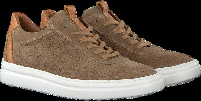 Beige MAZZELTOV Lage sneakers 5078  - large