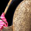 Gouden LE BIG Schoudertas SANDRA BAG  - small