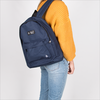 Blauwe ORIGINAL PENGUIN Rugtas HOMBOLDT BACKPACK - small
