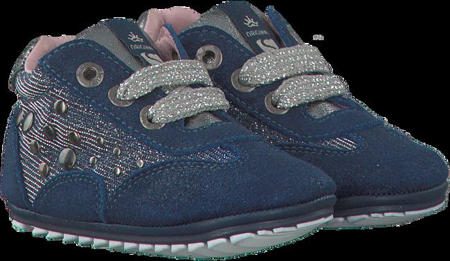 Blauwe SHOESME Babyschoenen BP6W001  - large