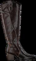 Bruine VERTON Hoge laarzen 667-007  - medium