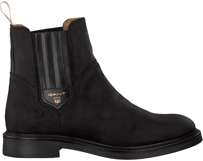 Zwarte GANT Chelsea boots ASHLEY  - large