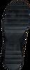 Zwarte OMODA Enkellaarsjes R13289 - small