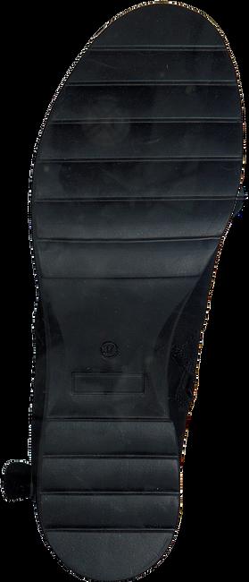Zwarte OMODA Enkellaarsjes R13289 - large