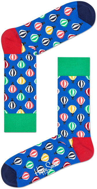 HAPPY SOCKS SOKKEN BAL01 - large