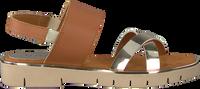 Gouden UNISA Sandalen NOLES  - medium