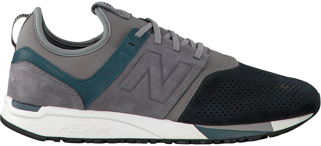 Grijze NEW BALANCE Sneakers MRL247  - large