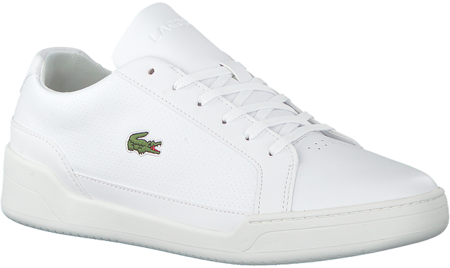 Witte LACOSTE Sneakers CHALLENGE  - large