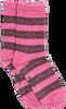 Roze BECKSONDERGAARD Sokken DALEA BIG STRIPE SOCK - small