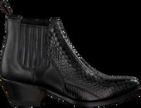 Zwarte SENDRA Chelsea boots LIA - medium